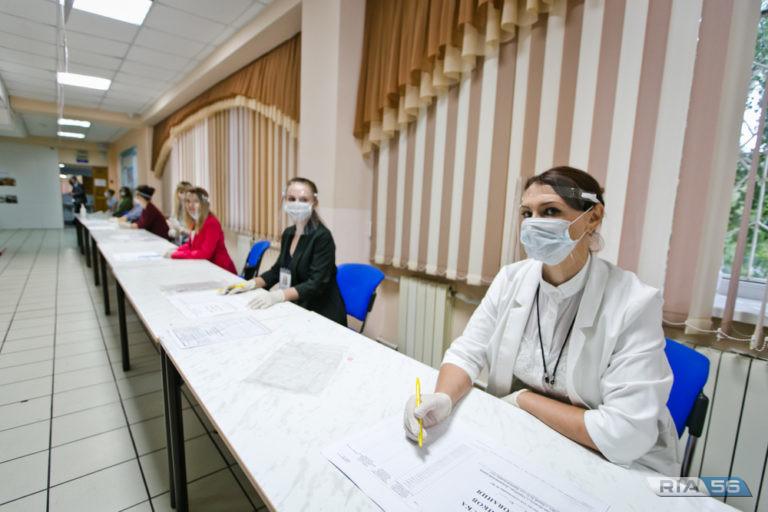 Как обеспечивают безопасность на выборах в Оренбургской области?