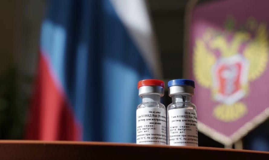 Независимые эксперты назвали уровень эффективности вакцины «Спутник V»