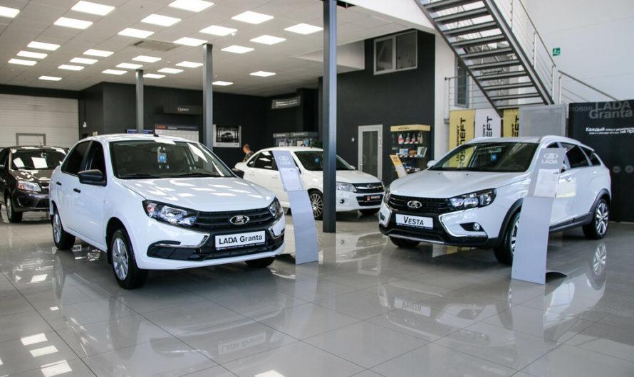 Спрос на новые автомобили вырос в Оренбуржье в 2020 году