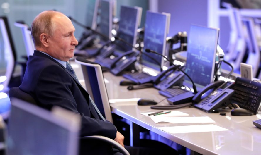 Владимир Путин заявил о важности получения обратной связи о проблемах россиян