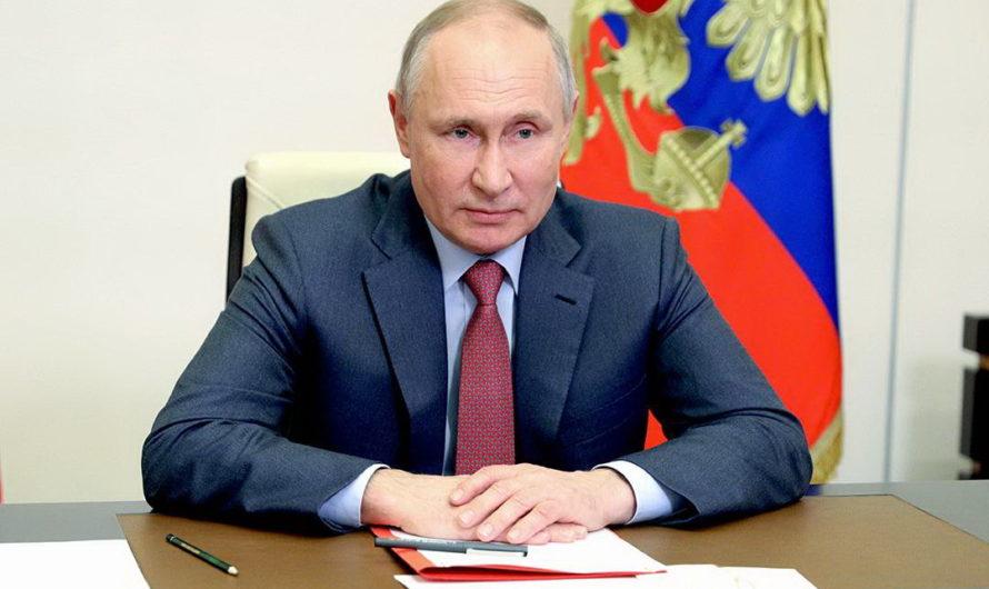 Владимир Путин в послании Федеральному собранию поддержал инициативы «Единой России»