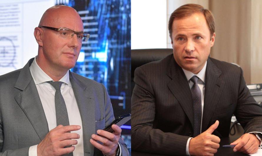 Вице-премьер Дмитрий Чернышенко и полпред президента Игорь Комаров обсудили дальнейшую совместную работу в Приволжье