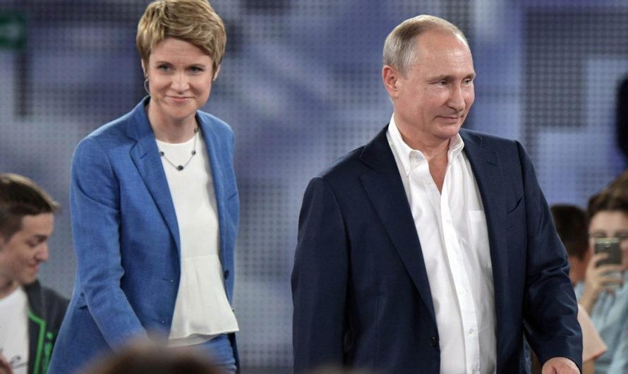 Владимир Путин поддержал идею Елены Шмелевой о комплексном капремонте школ