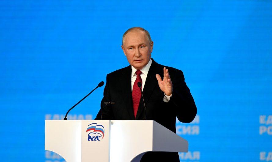Владимир Путин: «На борьбу с лесными пожарами в России выделим 24 млрд рублей»