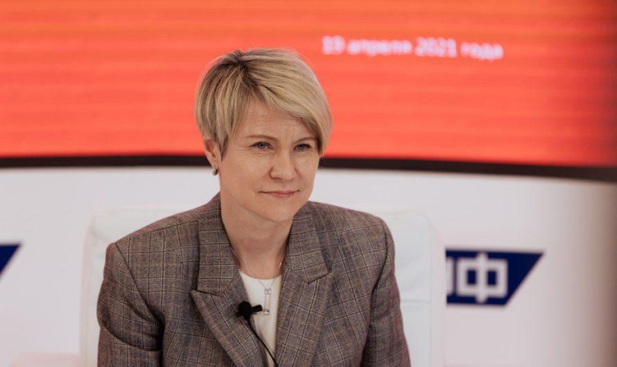 Елена Шмелева предложила создать единую платформу для российских ученых